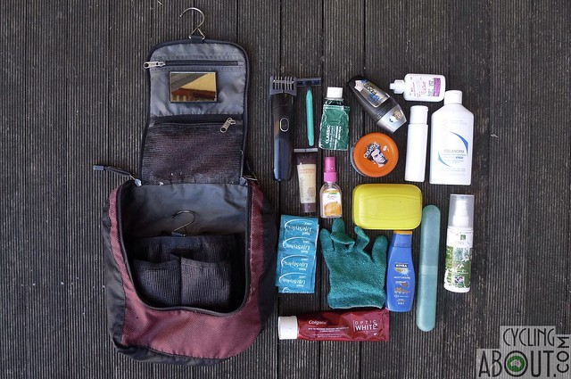 My Complete Bicycle Touring Gear Packing List