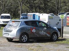 automobile, vehicle, nissan leaf, city car, compact car, land vehicle, electric vehicle, hatchback,