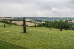 Chemin des Dames: Monument to the Tirailleurs Senegalais
