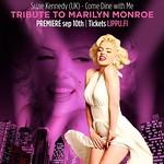 Show & Dinner Syksy 2014 - Tribute to Marilyn Monroe w/@suziekennedy  Yleisön pyynnöstä Marilyn Monroe nähdään nyt kasinolla toista kertaa niin aidonoloisena kuin tänä päivänä on mahdollista. Katso video: http://bit.ly/YncBAS  Liput Lippu.fi http://bit.ly