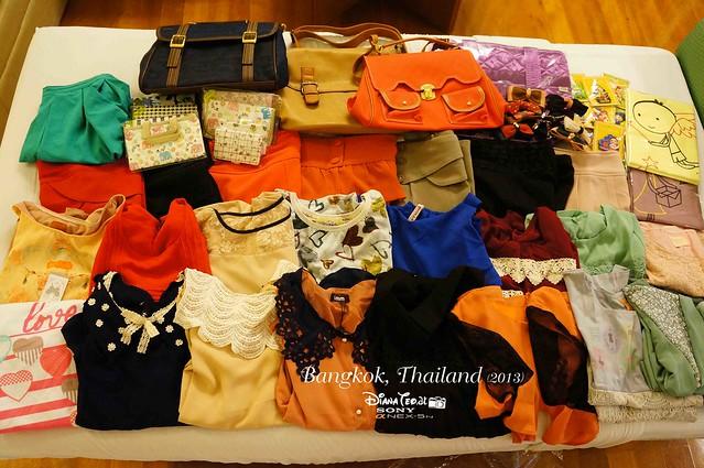 Bangkok 2013 Haul 01