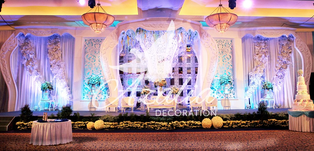 Azalia decorations most interesting flickr photos picssr wedding decoration jakarta 1 junglespirit Choice Image