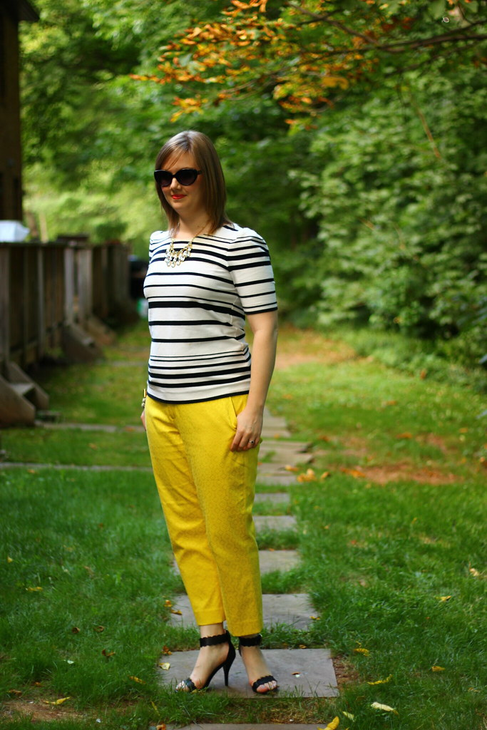 Yellow and Stripes1