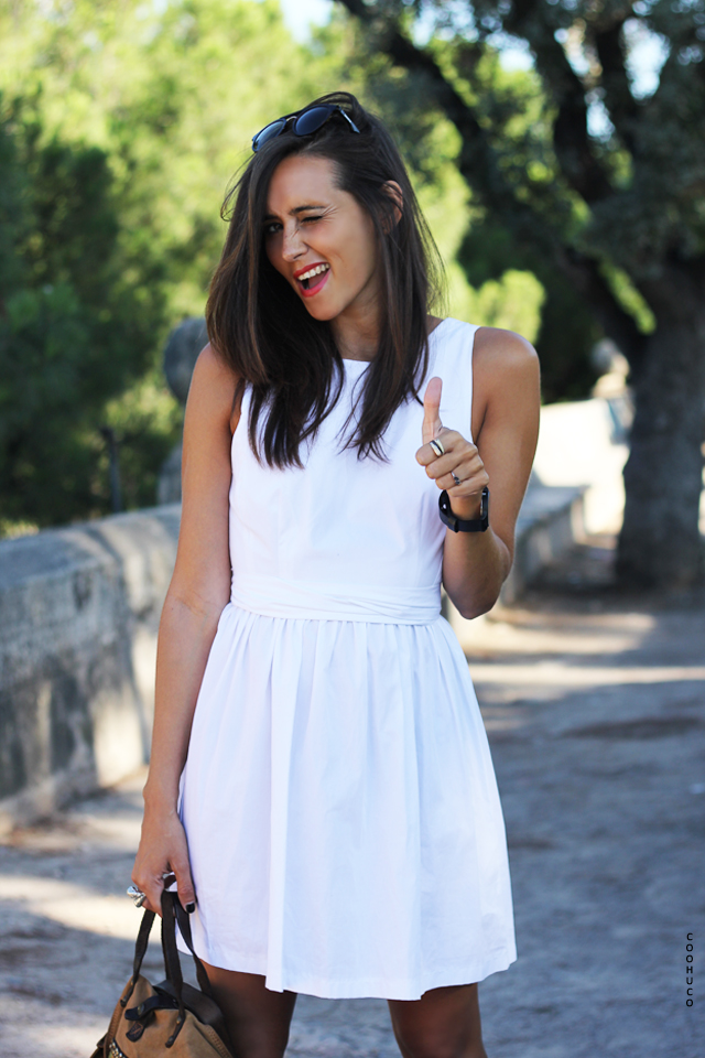 white dress coohuco 7