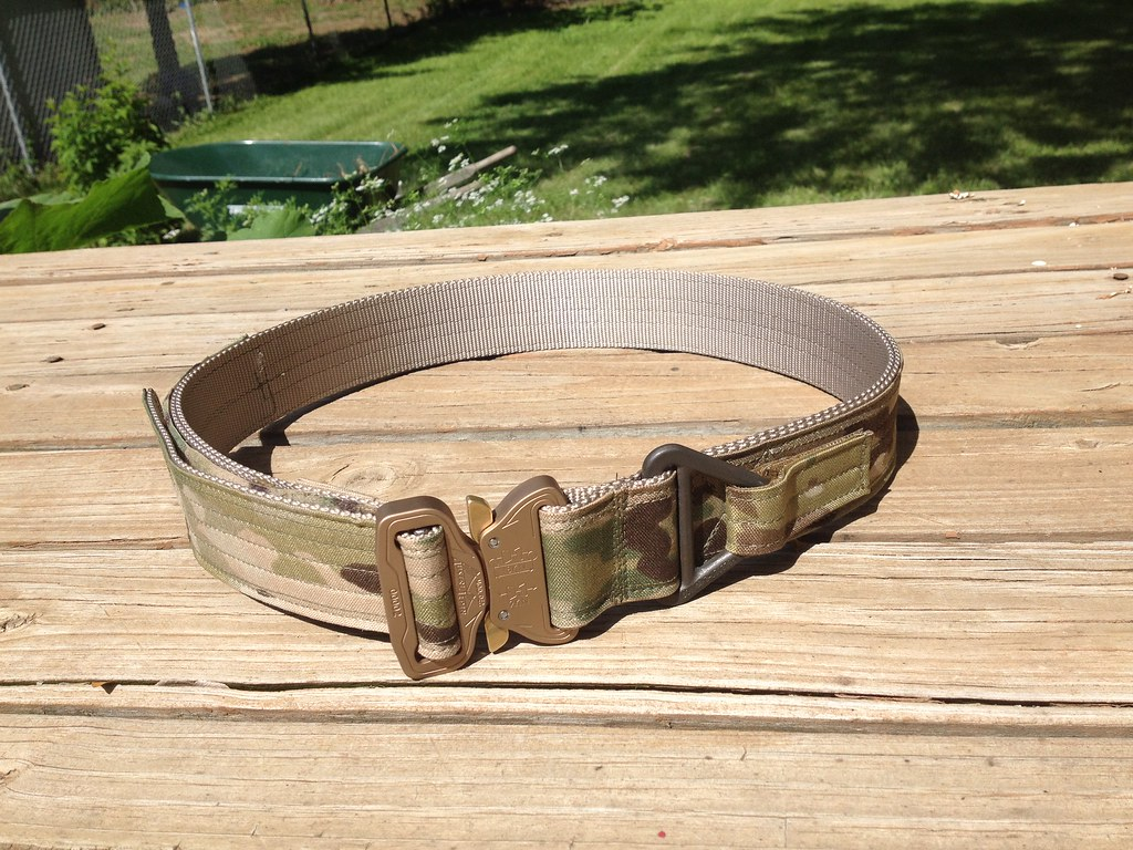 Multicam Cobra riggers belt | Dan Phillips | Flickr