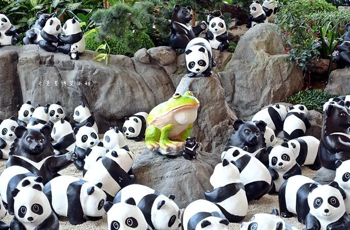 14 1600熊貓世界之旅-SOGO復興館日式庭園
