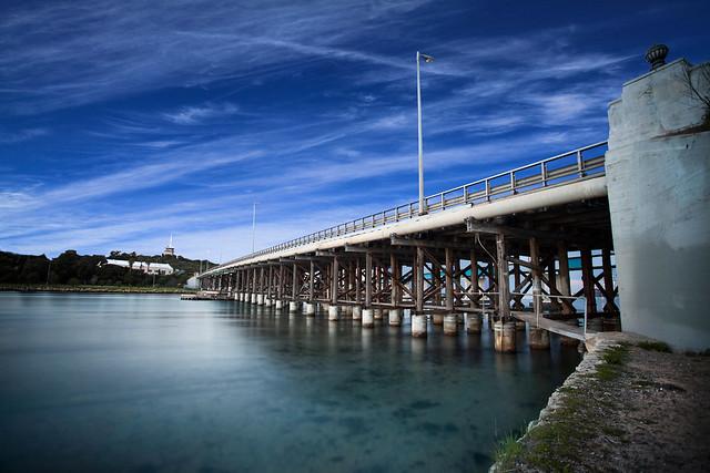 The Old Fremantle Traffic Bridge, Western Australia