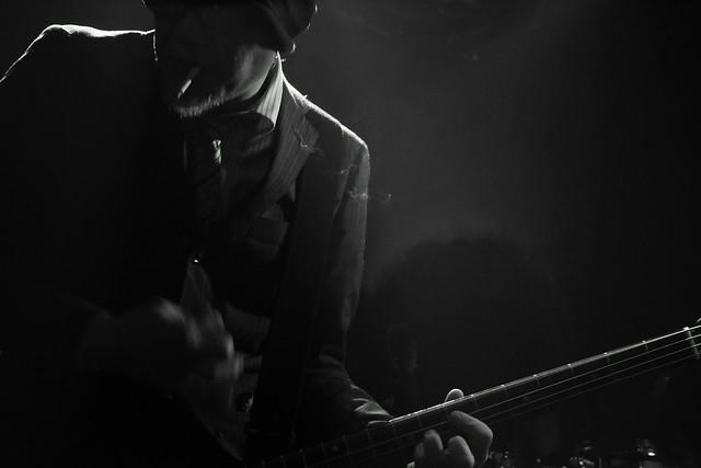 熊のジョン live at Outbreak, Tokyo, 27 Aug 2014. 147