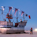 The Playa Burning Man by Eric Zumstein