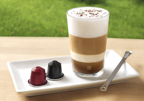 Summery Iced Coffee Recipes From Nespresso  Dan & Esther  # Nespresso Iced Coffee