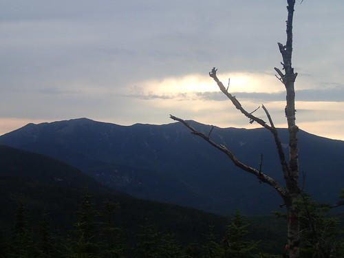 White Mountains National Forest (Mt Moosilauke, NH to Gorham, NH)