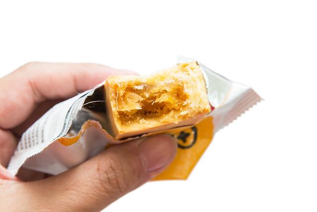 [試吃] 果然有果肉!果然『盒裡乾坤』鳳梨酥牛軋糖禮盒 @3C 達人廖阿輝