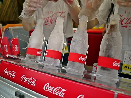 Ice Bottle Cola Japan Summer 2014