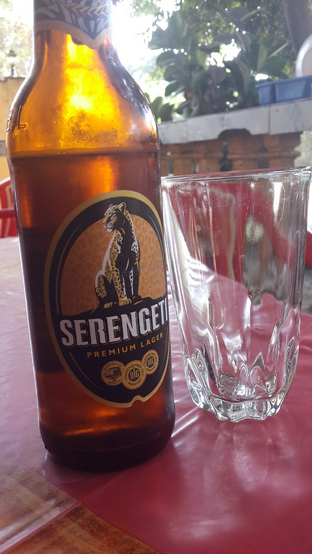 Serengeti from the bottle