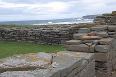 Scotland Brough of Birsay