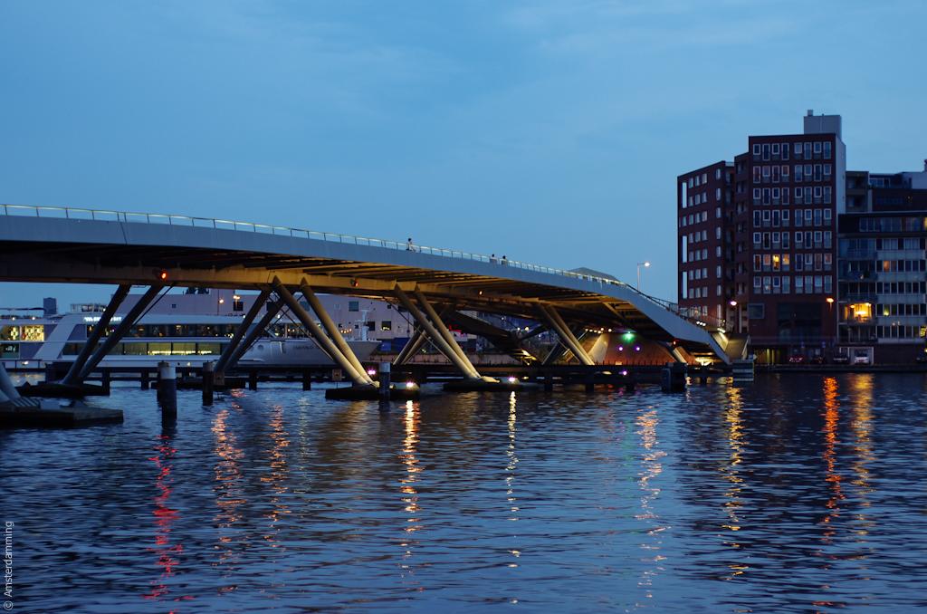 Eastern Docklands, Amsterdam