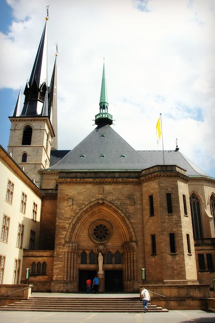 Luxembourg Cathedral