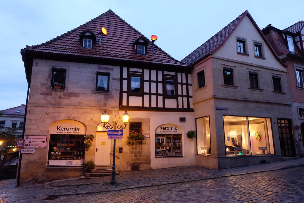kronach upper franconia germany around guides. Black Bedroom Furniture Sets. Home Design Ideas