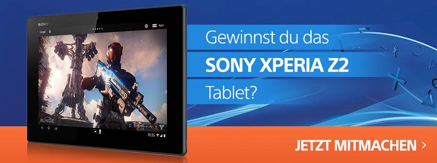 Sony Xperia Z2 CTA