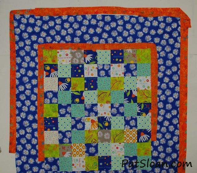 pat sloan scrap square quilt 11