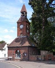 Clock tower, Wendover, Buckinghamshire