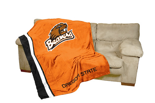 Oregon State Beavers Ultrasoft Blanket