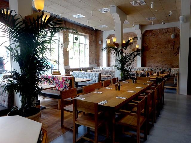 Restaurante Flax&Kale Barcelona