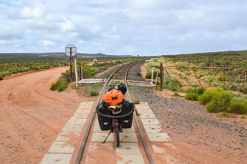 Bitterfontein-Lutzville railway, South Africa