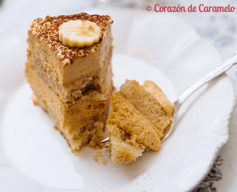 Tarta banoffee para celebrar el premio de canal cocina - Canal de cocina ...