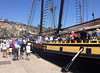 Lining up for Spirit of Dana Point