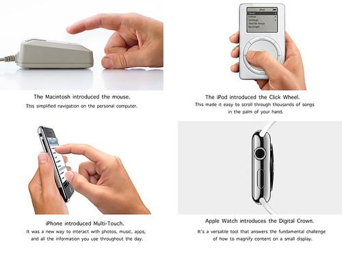 Tecnología Apple