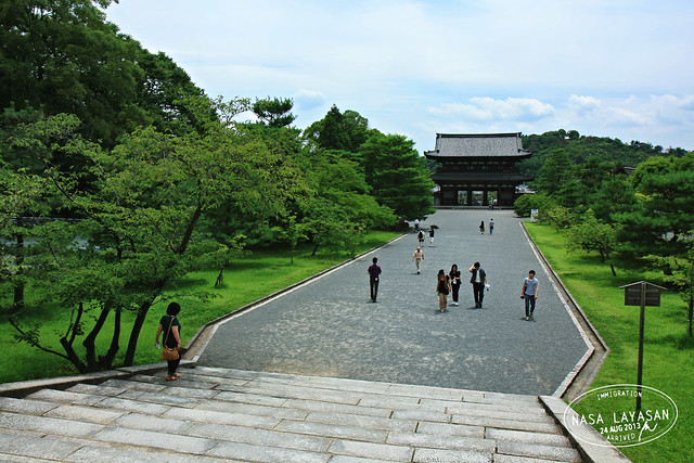 Ninna-ji, Kyoto, Japan