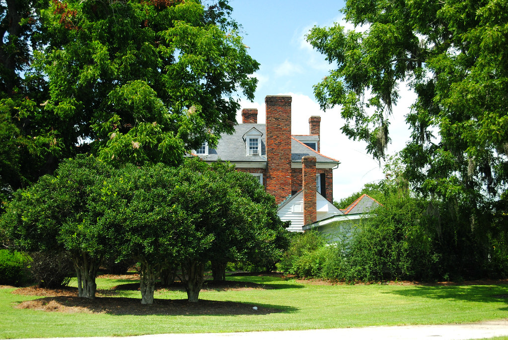 Boone Hall_side