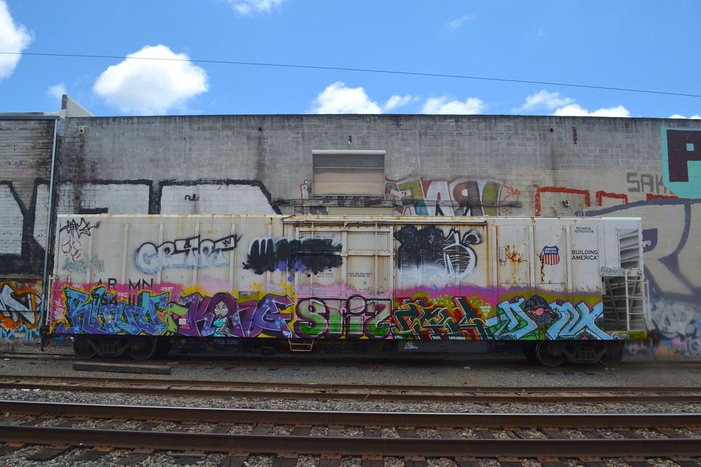 RINO, KING, STIZ, Oakland, Graffiti, Street Art, East Oakland