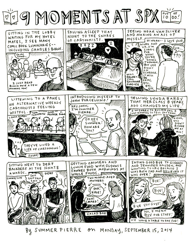 9 moments (out of 1000) at SPX