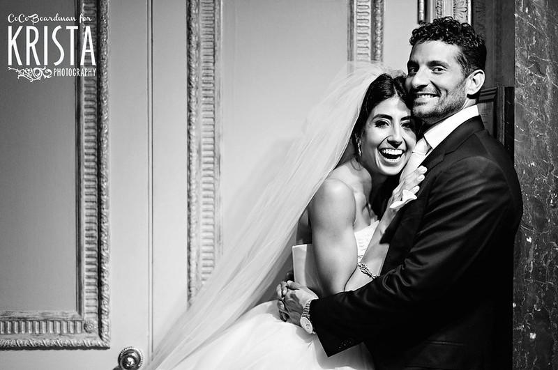 Gorgeous Langham Hotel Wedding in Boston