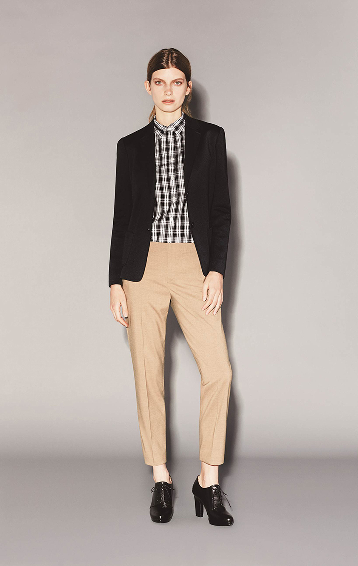 Trice Nagusara Uniqlo Smart Style Pants 1