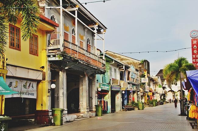 Malaysia, Borneo, Sarawak, Kuching Little India