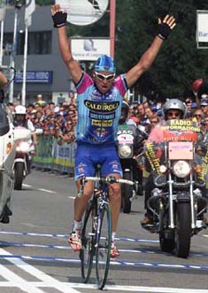 Coppa Bernocchi 2000 - Vainsteins a mani alzate