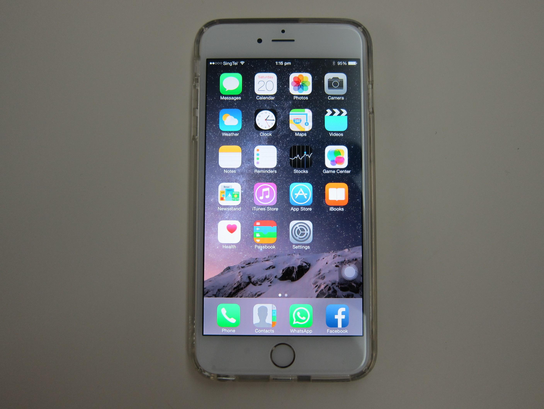 Spigen IPhone 6 Plus Ultra Hybrid Case