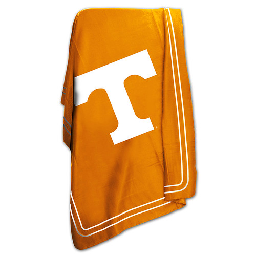 Tennessee Volunteers NCAA Classic Fleece Throw