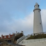 St Mary's Lighthouse 2014-09-05