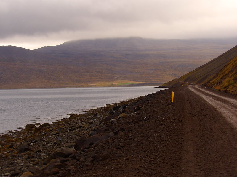Walking the endless road