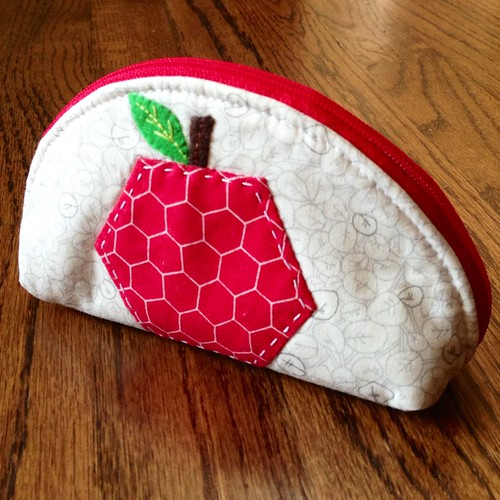 Apple dumpling pouch swap