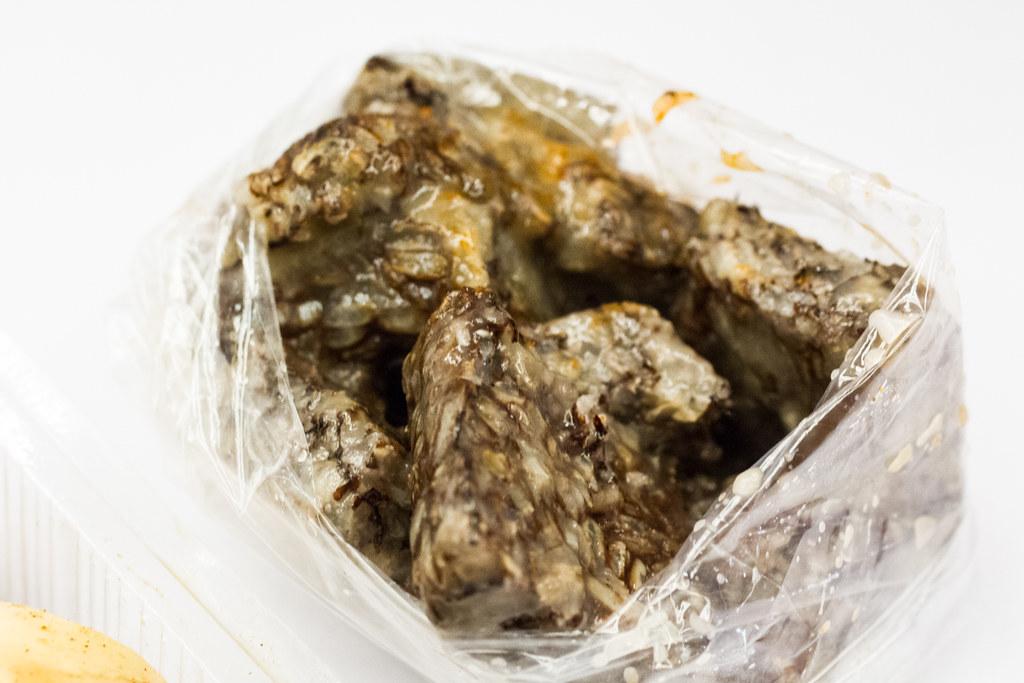 鴨霸王國煙燻滷味