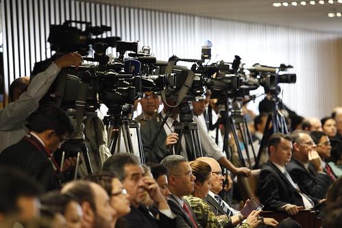 Credenciamento para a cobertura do VIII Encontro Nacional do Poder Judiciário vai até 7 de novembro