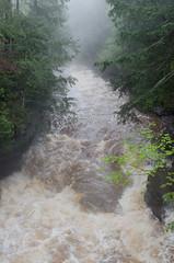 Presque Isle River Rapids