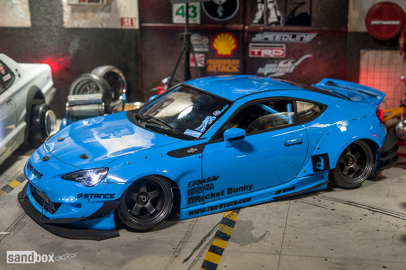 Addiction Rocket Bunny Version 2 Rc Drift 15169396232_e632c219dc_c