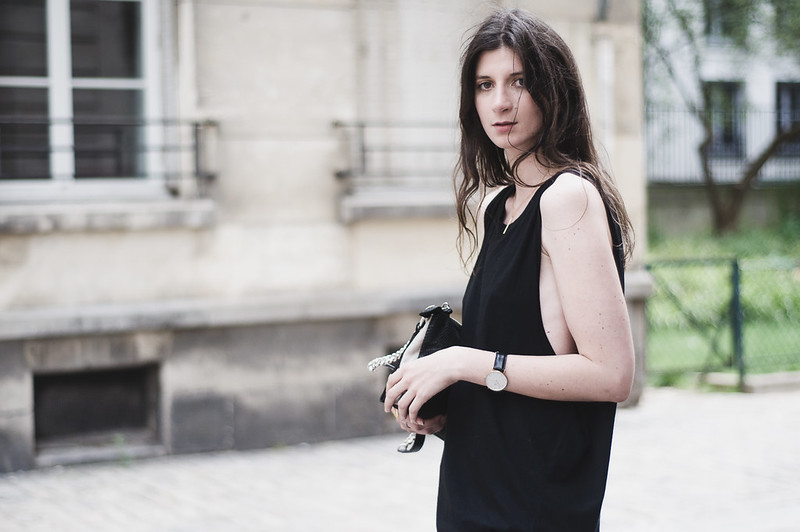 Laberiane, THE BLAB, fashion blogger, Paris.