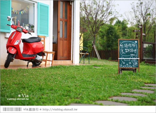 【台中夜景餐廳推薦】台中龍貓夜景~MITAKA 3e Cafe◎大推薦的台中約會地點♥ 16